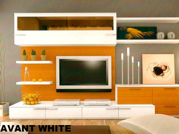 AVANT-WHITE
